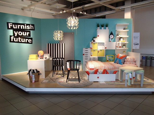 visual merchandising ikea Visual merchandising is the hook that draws customers through your shop and compels them to pick up — and buy — your products use these tips to optimize your business's visual merchandising strategy and watch your sales soar.