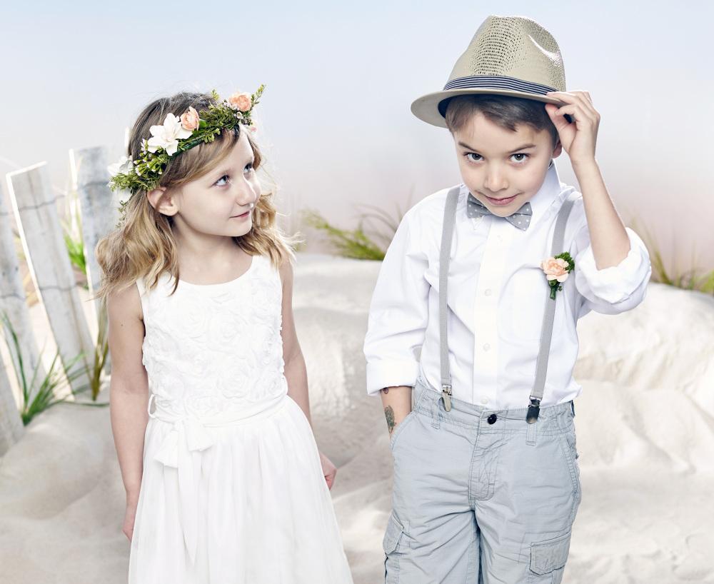 Beach Wedding Editorial Blanca Martinez